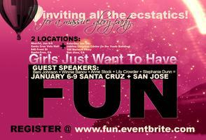 Girls Just Want To Have Fun! JAN 6-9