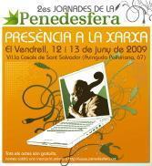 """2es Jornades de la Penedesfera: """"PRESENCIA A LA XARXA"""""""