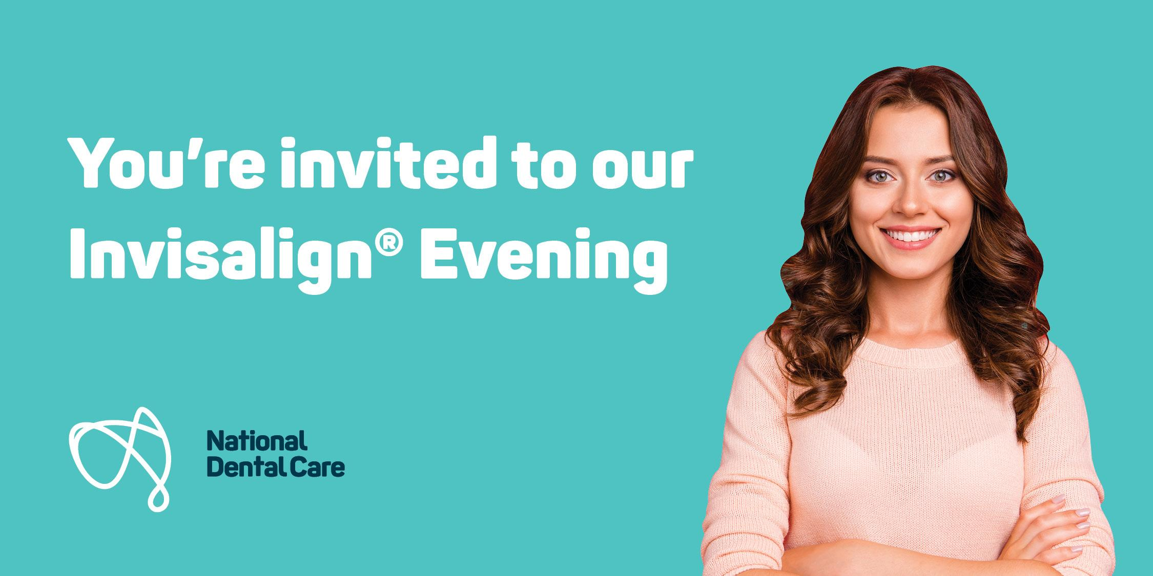 You're invited to our Invisalign evening in Brisbane CBD