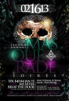 Second Annual Masquerade Soiree