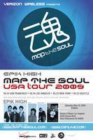 MAP THE SOUL TOUR 2009