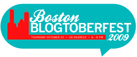 Boston BLOGtoberfest 2009