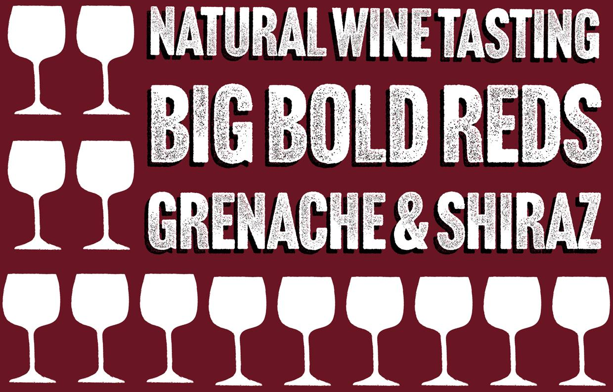 Big Bold Reds - Wine Tasting at Harbourside Bar & Kitchen