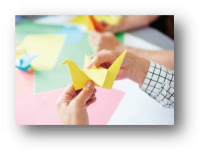 Origami Workshop for Over 50's