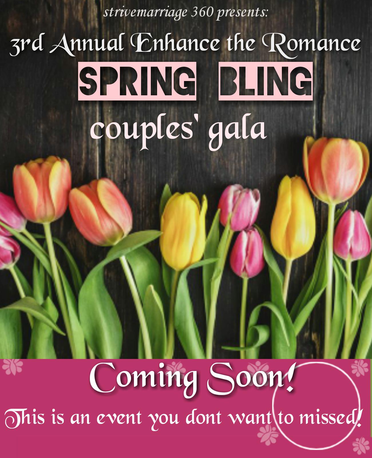 3rd Annual Enhance The Romance Couples Gala