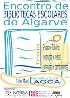 Encontro Bibliotecas Escolares do Algarve - Lagoa 2009