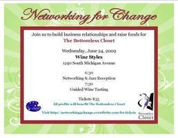 Networking For Change - Bottomless Closet