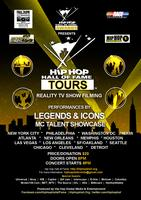 Hip Hop Hall of Fame Nights 'Legends & Icons' National Tours