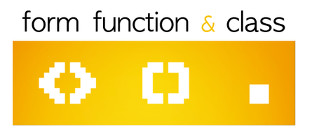 form function() & .class Web Design Conference