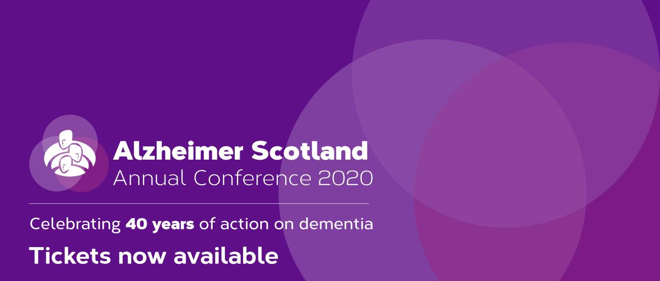 Alzheimer Scotland Annual Conference 2020