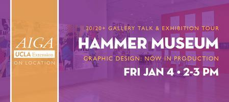 On Location: Hammer Museum - Graphic Design: Now in...