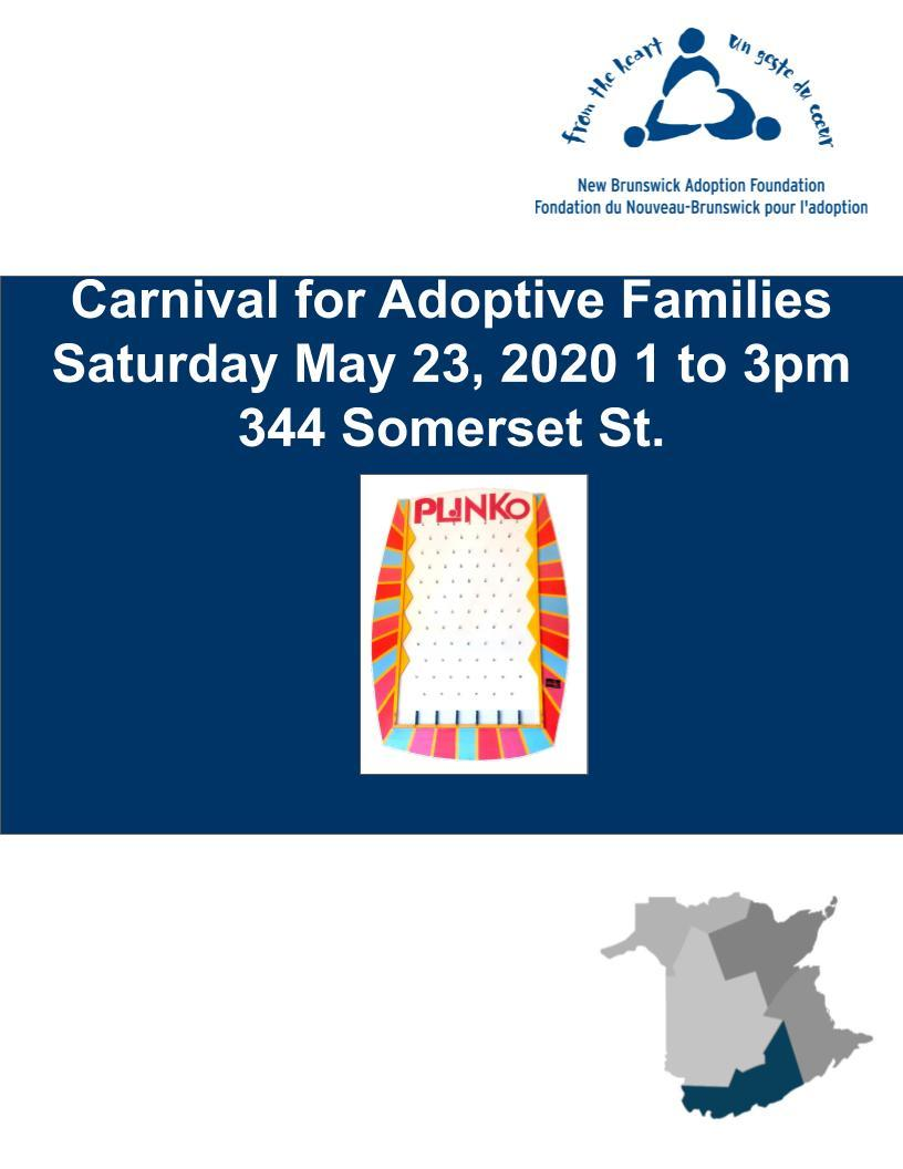 Carnival for Adoptive Families