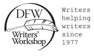 """DFW Writers Conference 2010!"""
