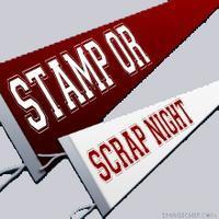 Stamp or Scrap Night