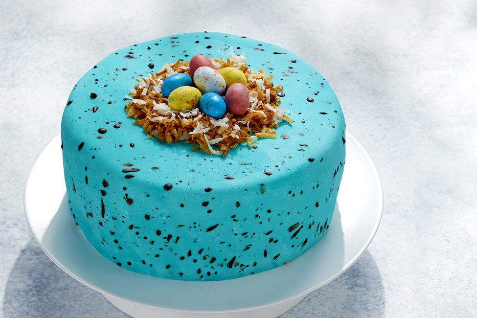 Easter Cake Decorating Class 9 Apr 2020