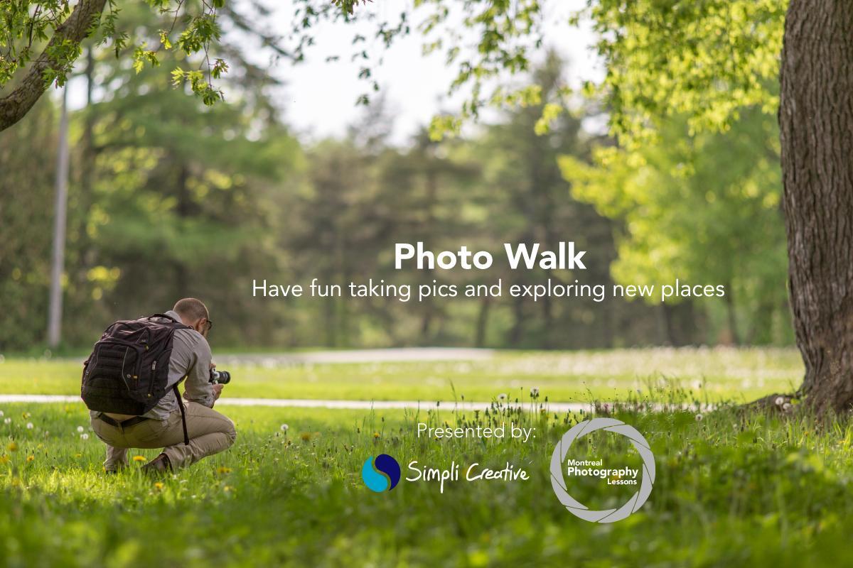 Photo Walk - Mont Royal/Jeanne Mance Park
