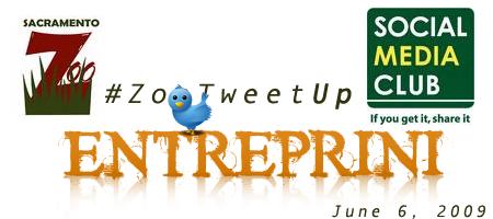 Sacramento Zoo TweetUp