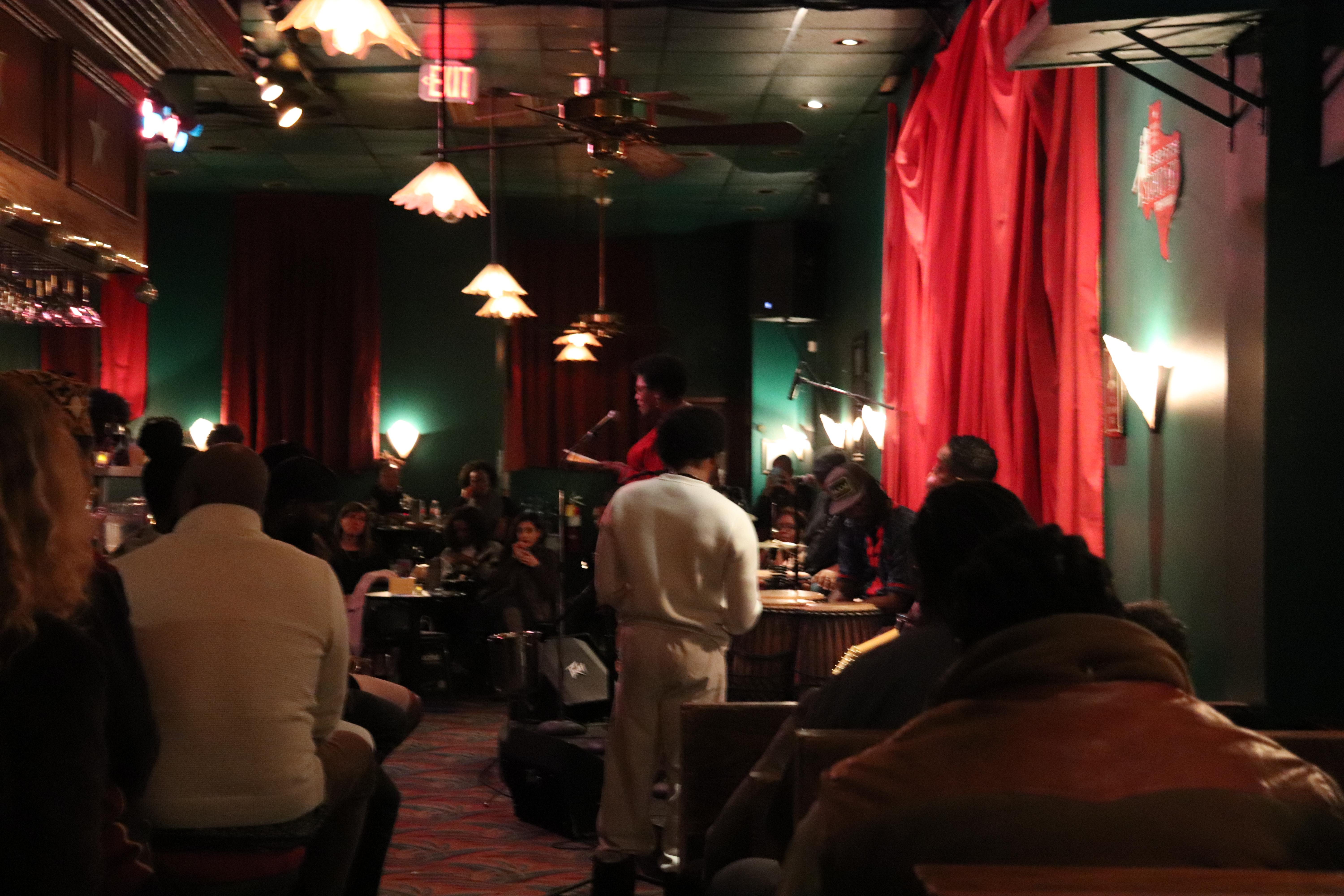 Rhythm and ReVERB (Best Sunday Social and Open Mic in Dallas)