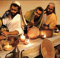 Biblical Dinner in Abraham's Tent >>>>EVENT...