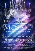 MOSAIC: An Inauguration Ball for the African Diaspora