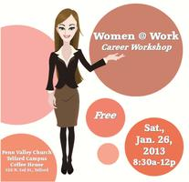 Women@Work - FREE Career Workshop