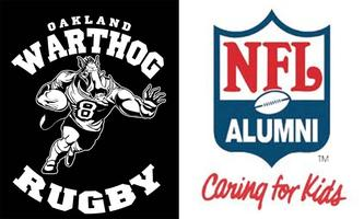 NFL ALUMNI POKER & CASINO FUNDRAISER FOR OAKLAND WARTHOGS...