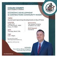 CCBCC Economic Development Mixer