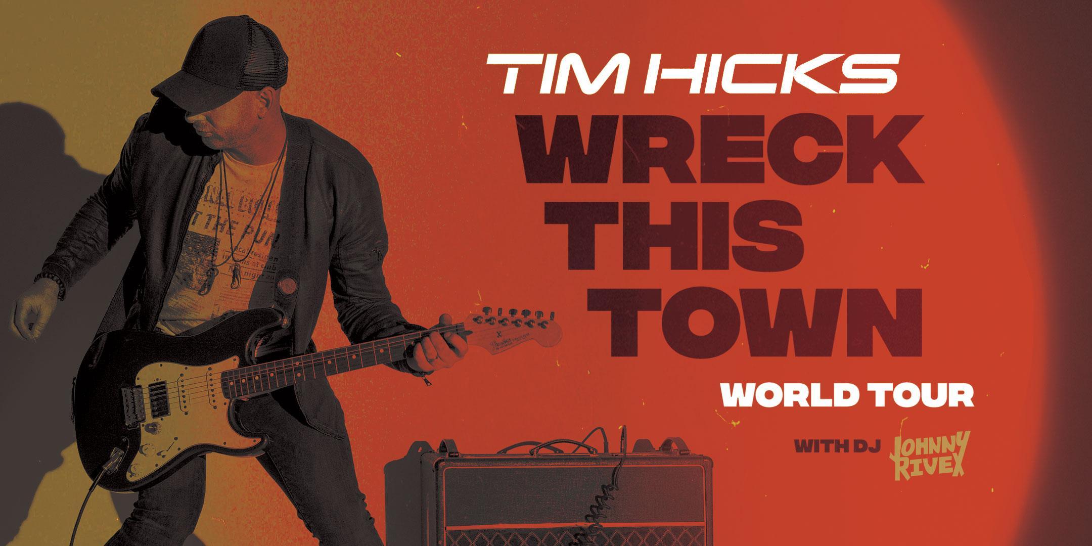 Tim Hicks VIP Upgrade Experience - 10/02/20 - Calgary, AB
