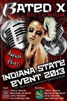 Indiana Ruff Ryders State Event