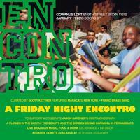 ENCONTRO - live Brazilian music in Brooklyn!