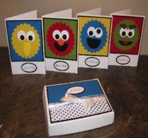 Mommy & Me Sesame Street Cards