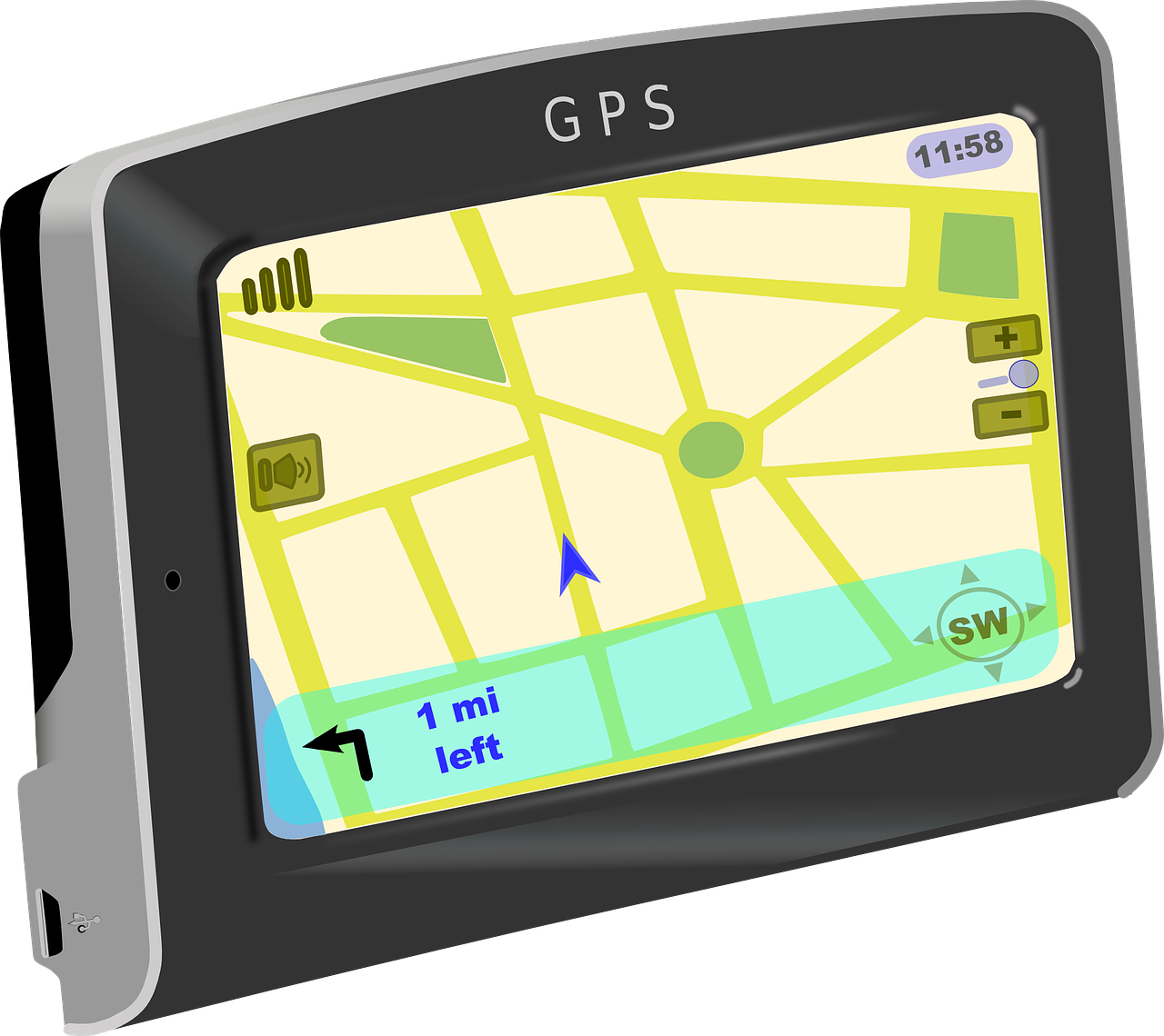 GPS Apps - Apple, Google, Waze, Transperth, Moovit, Flight Tracking.