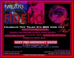 FIDELIO New Year's Eve 2013