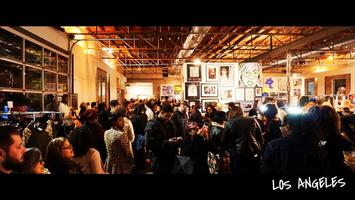 CHOCOLATE AND ART SHOW LOS ANGELES - 10 YEAR...