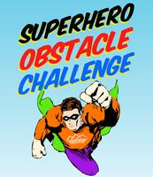 SuperHero Obstacle Challenge