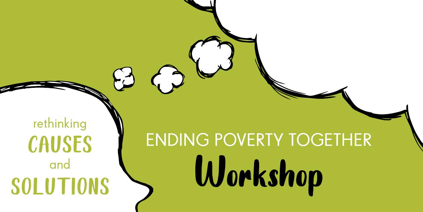 Jesus to the Nations - Ending Poverty Together Workshop