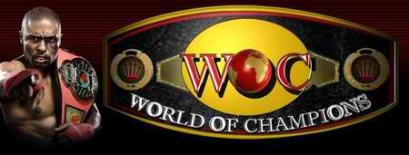 WORLD OF CHAMPIONS FIGHT NIGHT