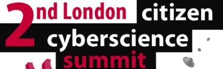 2nd London Citizen Cyberscience Summit