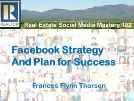 Facebook Strategy and a Plan for Success in Real Estate