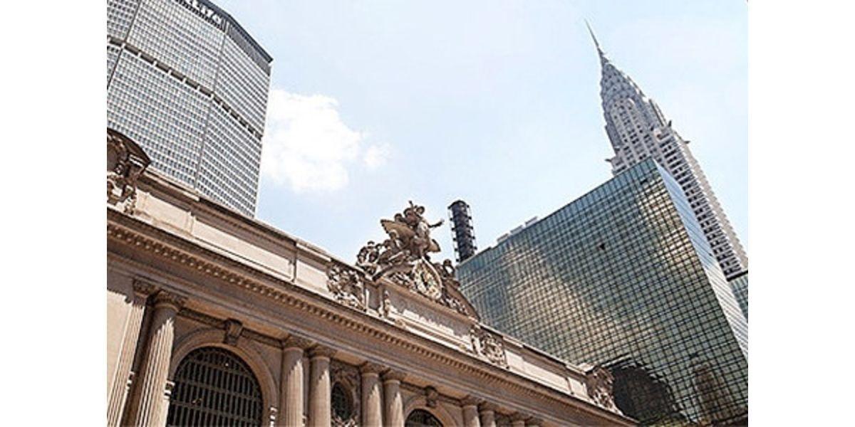 Art Deco & Midtown Landmarks Architecture Tour (12-02-2020 starts at 10:00 AM)