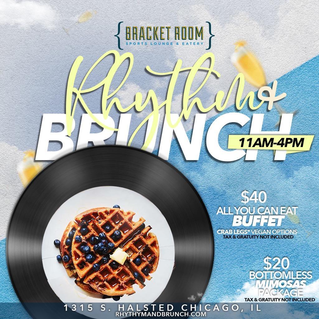 Rhythm & Brunch Bracket Room