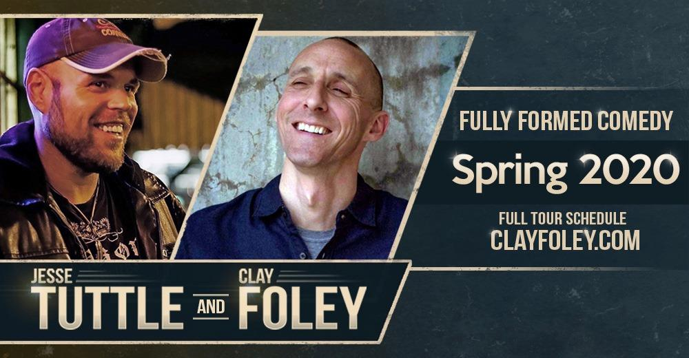 Comedy Night - Jesse Tuttle and Clay Foley