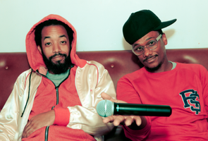 """SHOUTING AT THE SCREEN"" with WYATT CENAC & DONWILL..."