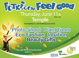 """Fotki Feel Good!"" on June 11th: PhotoGlam + Plant a..."