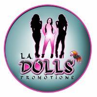 L.A. Dolls Promotions  logo
