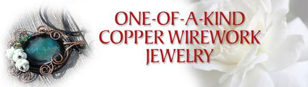 Make your own wirework Jewelry- Basic Techniques...