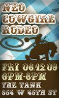 Neo-Cowgirl Faux Rodeo