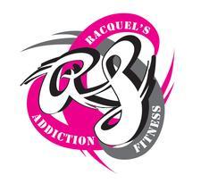 Racquel's Addiction Fitness logo