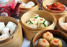 Dim Sum Ethnic Lunch