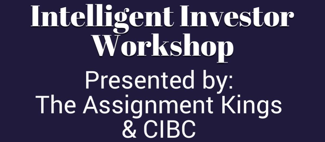 Intelligent Investor Real Estate Workshop